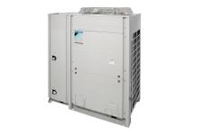 EWYQ-BA  с инверторным приводом компрессоров