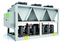 Чиллеры моноблочные c винтовыми компрессорами, Free Cooling