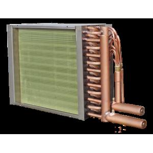 Теплообменник для прямого испарения хладоносителя (dx). Охладитель с прямым испарением хладоносителя (dx)