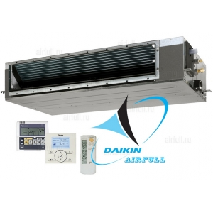 Внутренний блок кондиционера DAIKIN FDA125A канального типа (высоконапорный)