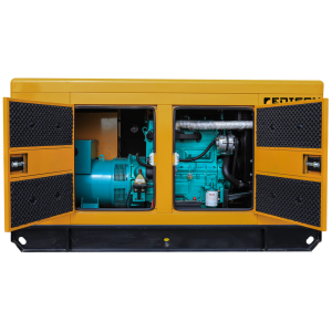 Дизельный генератор Doosan KH-368GF
