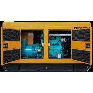 Дизельный генератор CUMMINS EDC-650