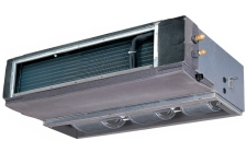 AMD-12HM 1,2kW   Low static pressure duct