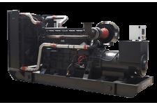 Дизельный генератор Ricardo EDR-140