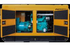 Дизельный генератор CUMMINS EDC-358