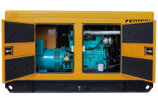 Дизельный генератор PERKINS EDP-440